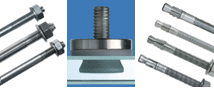 glass facade bolts